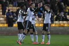 Port Vale 3, Exeter City 1: Match report as Valiants' comeback stuns second-placed Grecians