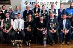 Solway Car Club host annual prizegiving at Kirkcudbright's Arden House Hotel