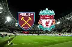 West Ham vs Liverpool live: Kick off time, team news, TV and stream details, latest score