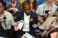 Nick Wright believes Kevin Durant's claims of media bullying are 'embarrassing'