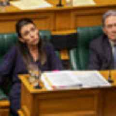 Jacinda Ardern's change of tack on trusting Winston Peters
