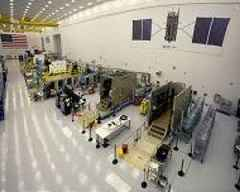 Third Lockheed Martin-Built GPS III satellite delivered to Cape Canaveral