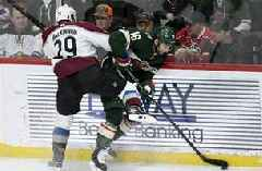 Wild's Guerin: 'If there is quit, there will be more trades'