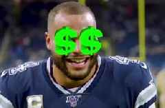 Jason Whitlock: Dak Prescott's mounting frustration is writing a $40M check the Cowboys can't cash