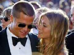 Jennifer Aniston, Brad Pitt Had Another Awards' Night Reunion at an Oscars After Party