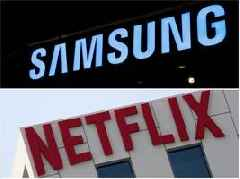 Netflix is set to produce content exclusive to Samsung Galaxy phone users