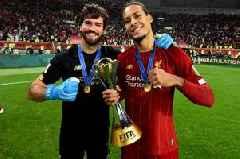 Alisson and Virgil van Dijk new Liverpool contract update