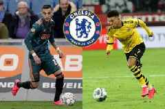 Behind the scenes at Chelsea as Hakim Ziyech transfer nears, with Jadon Sancho and striker links