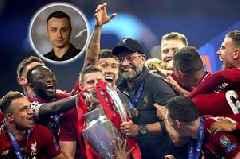 Man Utd legend Dimitar Berbatov rates holders Liverpool as Champions League favourites