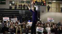 Elizabeth Warren Sees Path Forward In Super Tuesday States