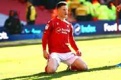 Joe Lolley sends message to Nottingham Forest fans ahead of promotion run-in
