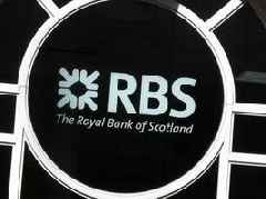 Royal Bank of Scotland tumbles in London as target cut overshadows a rebrand