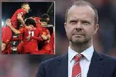 Liverpool beat Man Utd again in football's latest rich list