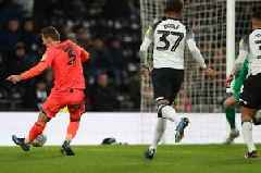 Derby County 1-1 Huddersfield Town LIVE - Match report and reaction as Toffolo denies Rams