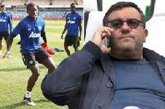Mino Raiola provides Paul Pogba transfer update as Man Utd star nears return from injury