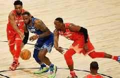 Bam Adebayo, Jimmy Butler, Team Giannis fall to Team LeBron 157-155 in 2020 ASG