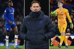 Chelsea's potential line-up against Man Utd as Frank Lampard makes Kepa decision