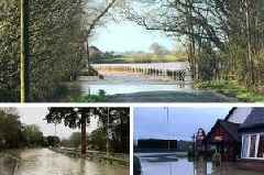 Live updates as Storm Dennis brings red alert Flood Warnings to Gloucestershire, weather, M5, traffic latest