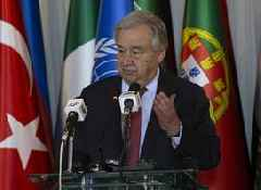 UN chief reminded of 'forgotten' responsibility about Kashmir