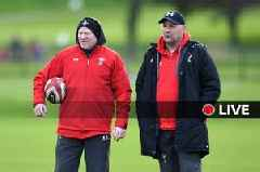 Wales rugby breaking news live as Six Nations France Test looms and clubs reel from Storm Dennis damage