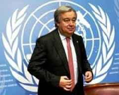 UN's Guterres calls for 'transformational change' on climate