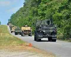 Autonomous vehicle technology may improve safety for US Army convoys, report says