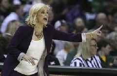 Baylor's Mulkey set to become fastest DI coach to 600 wins