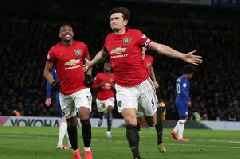 Harry Maguire 'predicted' Man Utd goal vs Chelsea in pre-match iMessage chat
