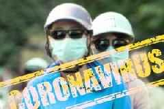 WHO urges calm as China coronavirus death toll nears 1,900