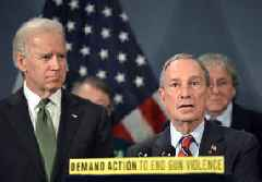 As Biden and Bloomberg Clash, Bloomberg Trolls With Video of Biden 'Supporting' Him