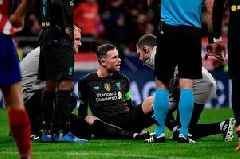 Jurgen Klopp delivers Jordan Henderson injury update after Atletico Madrid loss