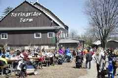 Springridge Farm owner in Milton on the hook for $100,000 and some councillors have concerns with helping him out:The rebate program will cover town's share of the development charges