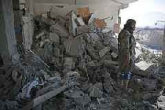 Devices found in missiles, Yemen drones link Iran to attacks