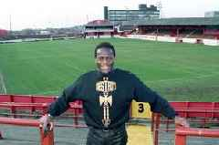 Justin Fashanu and what made him an Airdrie cult hero ahead of Hall of Fame induction