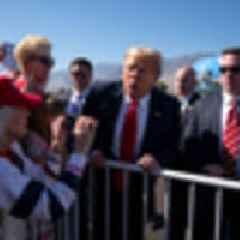 Donald Trump boasts: 'I'm America's top cop'