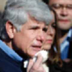 Pardoned former Governor Rod Blagojevich thanks Trump for early release