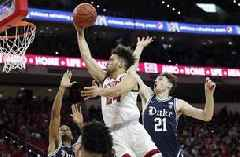 Johnson, Daniels help NC State rout No. 6 Duke 88-66