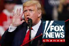 Trump Goes Off on 'Fox Board Member Paul Ryan' and 'Hater' Guest on Fox News' Neil Cavuto Show