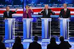 Winners and Losers of MSNBC Democratic Debate