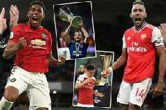 Man Utd and Arsenal's chances of Europa League glory assessed ahead of knockout stages