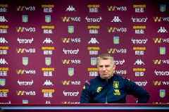 Jaffa Cakes, jokes, John Terry - Behind the scenes at Aston Villa HQ with Dean Smith