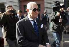 Roger Stone's sentencing to move ahead after judge refuses new trial request