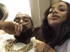 """Lauren London Warns Anyone Coming At Her Over Nipsey Hussle Tributes: """"Stop F**kin Playing W/ Me + My Name"""""""