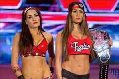 Bella Twins Nikki and Brie to Be Inducted to WWE Hall of Fame