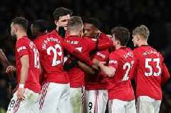 Man Utd 'only three signings away' from challenging Liverpool and Man City next season
