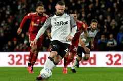 Wayne Rooney explains inspiration for Panenka penalty in Derby's draw against Fulham