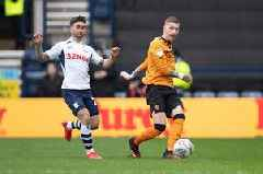 Preston North End 2-1 Hull City highlights as Tom Eaves is forced off during defeat