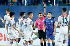 ISL: It's over for Mumbai