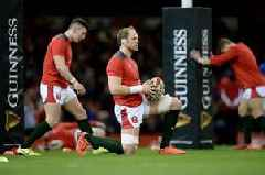 The reason Wales have been forced to wear dark green socks against France today