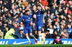 'You love to see it!' - Arsenal and Chelsea fans mock Spurs over Olivier Giroud